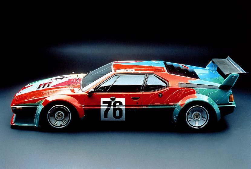 art car Warhol